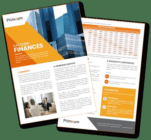 Business Case Finances Visuel