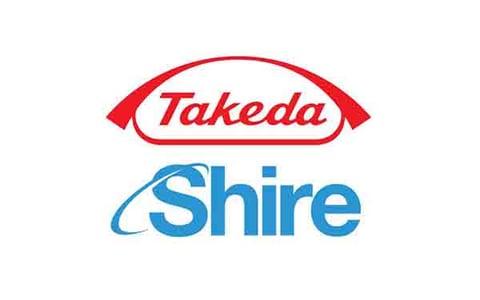Logo Takeda Shire