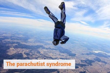 Parachutiste titre - EN