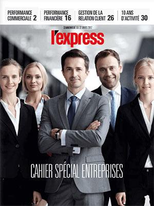 L'Express_Cahier_Spécial_Entreprises