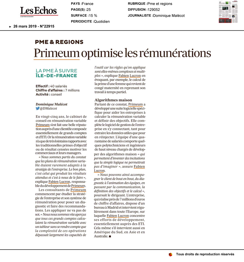 Les-Echos-Primeum-optimise-les-remunerations