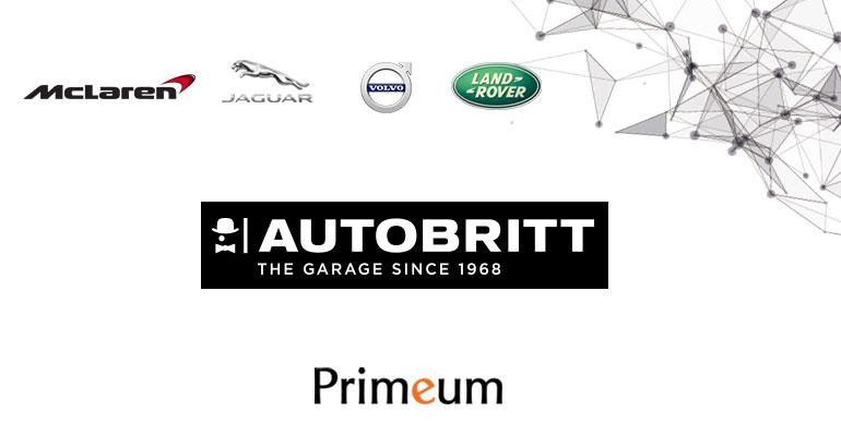 Primeum accompagne AutoBritt en Suisse
