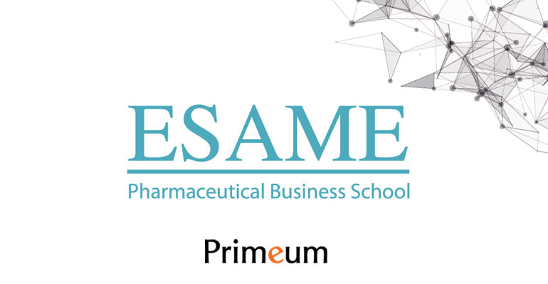 Espagne : Primeum Academy à l'ESAME Pharmaceutical Business School