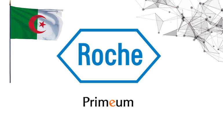 Primeum avec Roche en Algérie