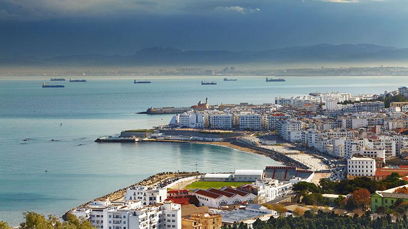 L'Algérie, fer de lance de l'Afrique