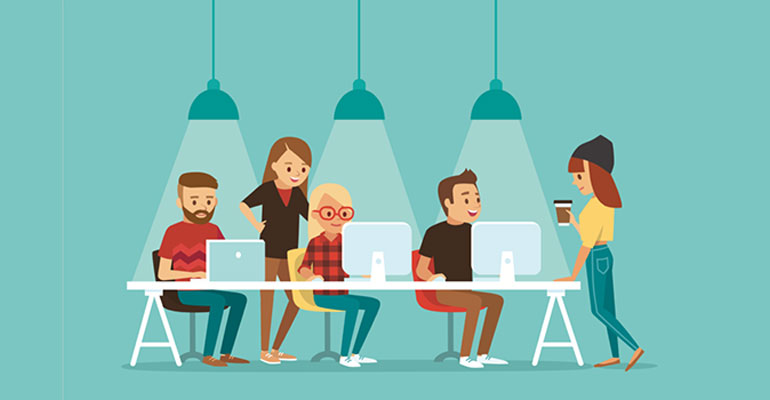 Comment réaménager vos espaces de travail pour assurer la performance de vos équipes ?