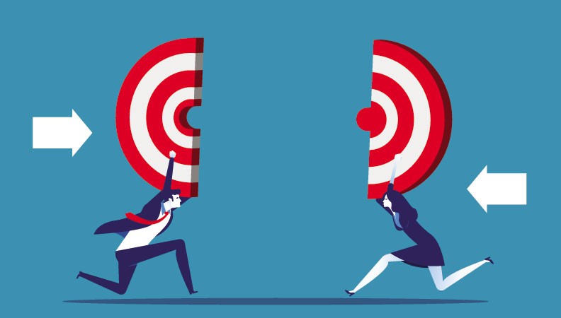 Dans quelle mesure les objectifs peuvent-ils être fixés unilatéralement ?