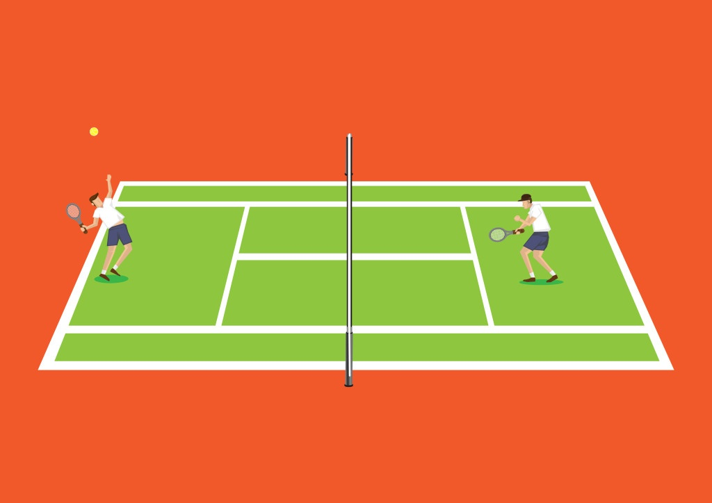 Game Set And Match 5 Tennis Tips For A Win Of Your Sales Teams