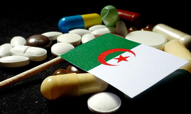 Marché pharmaceutique algérien - les effets de stockage et déstockage