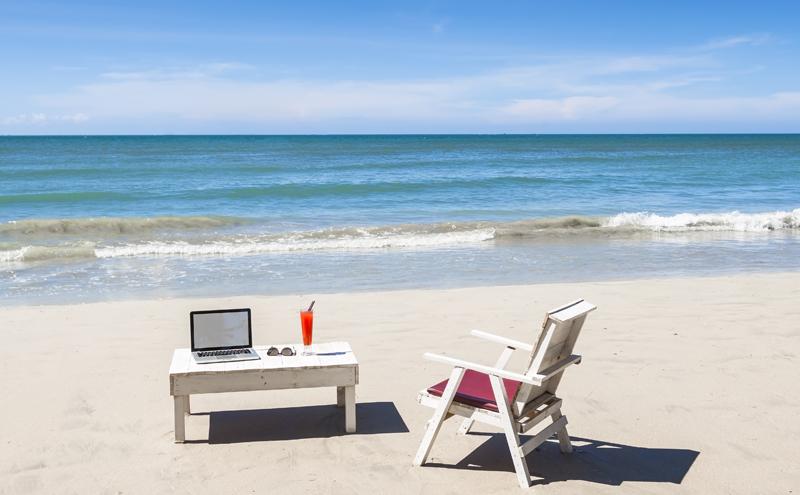Droit à la déconnexion : se « déconnecter » du travail pendant les vacances